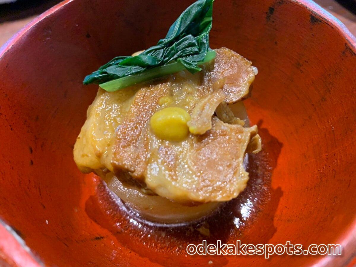 太宰府市の和食ビストロ橙橙コース料理