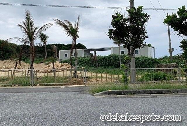 宮古島 ハート岩 目印の場所