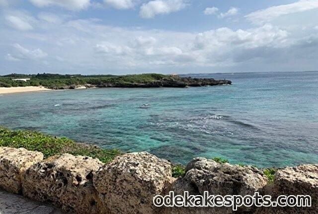 宮古島海中公園 シーサイドカフェ海遊 ランチ