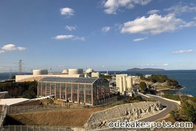 玄海エネルギーパーク サイエンス館 展望台