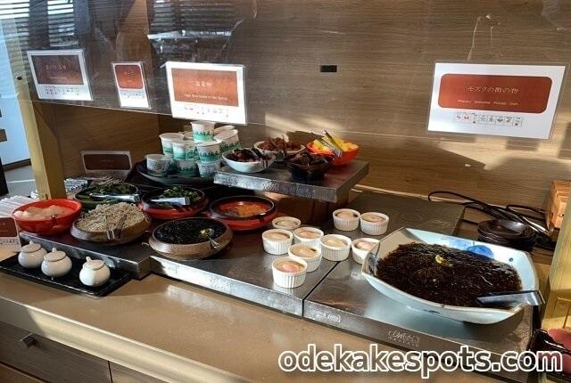 インギャーコーラルヴィレッジ 朝食 バイキング シギラ 宮古島 ホテル